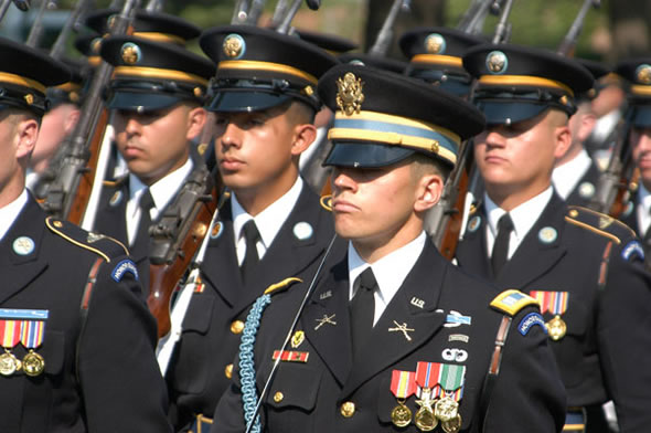 Infantry Mission, Heraldry and Awards » Grunts and Co