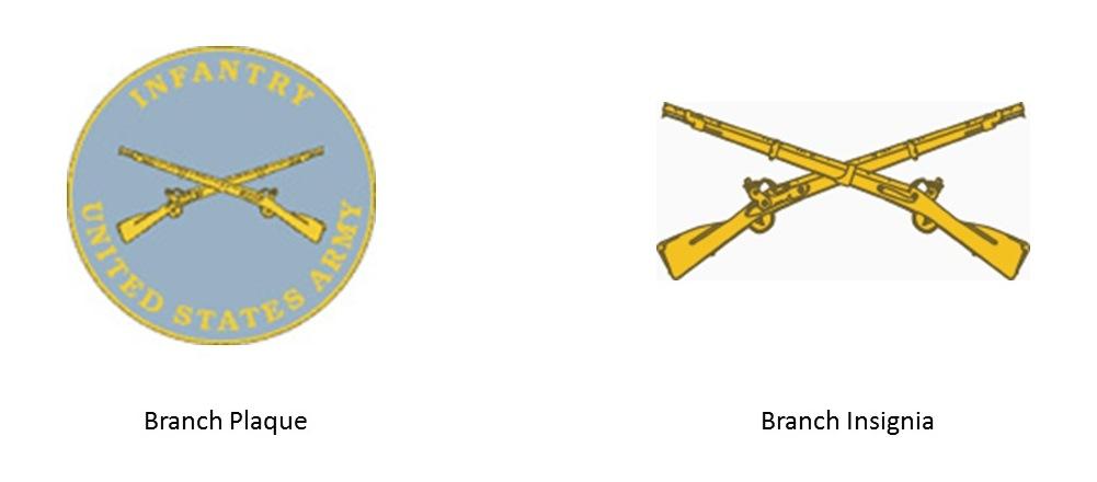 Infantry Plaque & Insignia