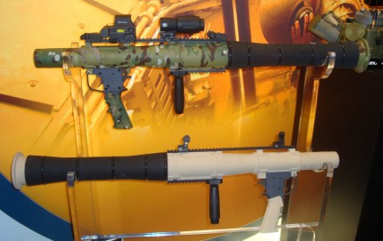 Airtronic RPG-7s Photo by SoldierSystemsDaily
