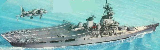 WWII Battleships as Marine Heavy Assault Ship? » Grunts and Co