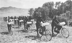 25th Infantry Bicycle Corps. Photo armyhistoryjournal.com