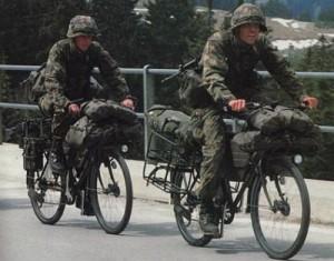 Swiss Army infantryman Photo armchairgeneral.com