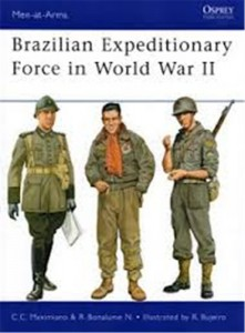 Brazilian Expeditionary Force in WWII Oprey Book