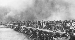Tarawa pier     USN image