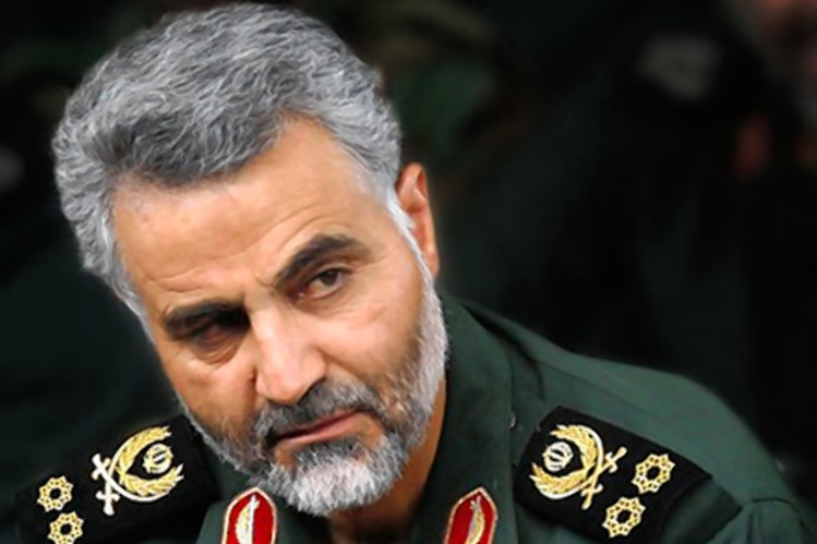 The commander of Iran's Quds Force, Maj. Gen. Qasem Solaimani, went to Baghdad this week. Shahaboddin Vajedi