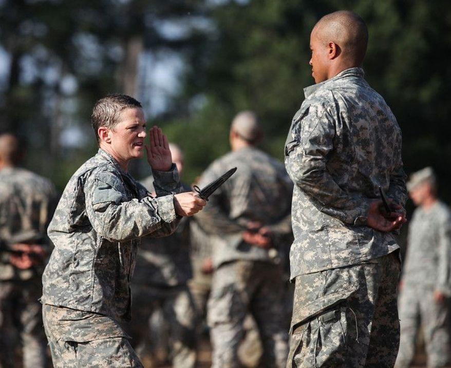 Ranger School combatives training 20 April 20 2015 USA photo by PFC Antonio Lewis