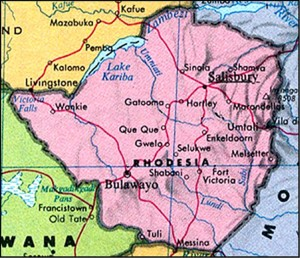 """Rhodesia before 1980..."""