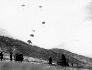 Air drop to Task Force