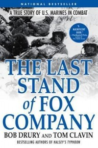 tff book last stand fox company