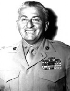 Beall as Lt. Colonel