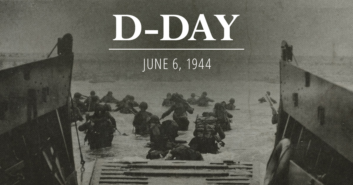 D Day Army Photo
