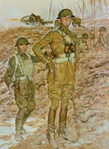 American Army 1917-18. US Army
