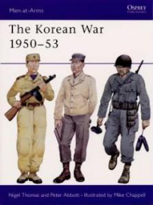 Uniform Korean war book