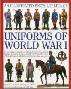Uniforms WW1 book