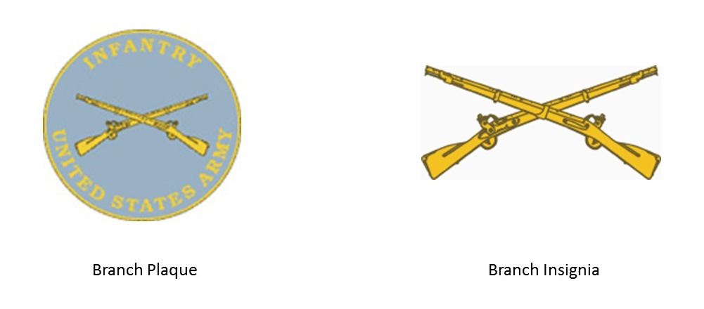 Infantry Plaque & Insignia