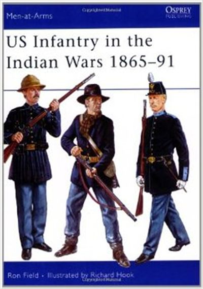 Frontier Infantry 1866-91 - Grunts and Co