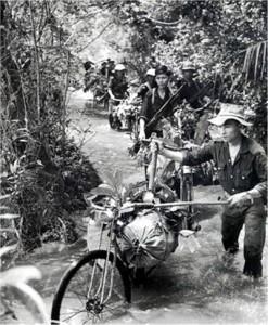 Ho Chi Minh trail.  Photo clemson.edu