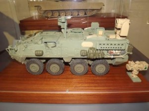 Stryker Trophy Model