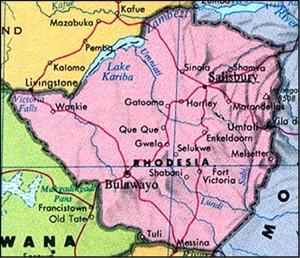 """Rhodesia before 1980..."""