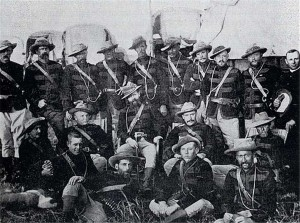 British South Africa Company Police