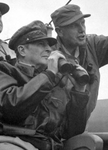 Inchon, MacArthur and Almond