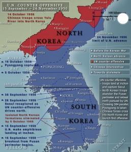 Korea November 1950 Australian Veterans Department