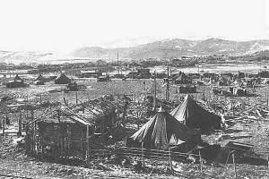 Hagaru-ri  USMC Image